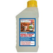 Моющее средство для бань и саун-1л.